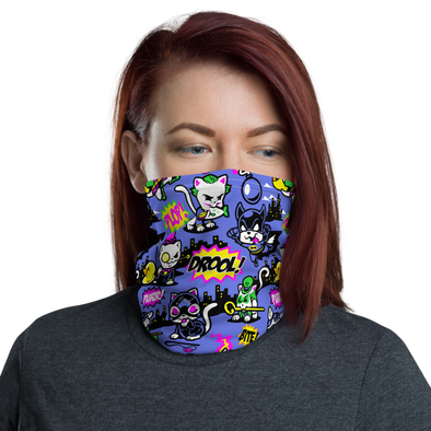 Bark Knight Neck Gaiter