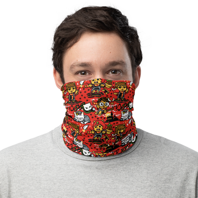 Hairy Pawter Neck Gaiter