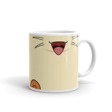 Meowthfull of Coffee