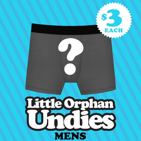 Men's Little Orphan Undies
