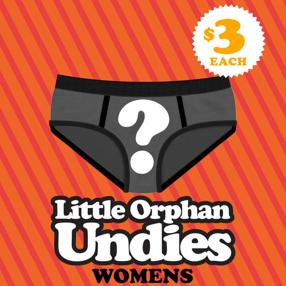 Women's Little Orphan Undies