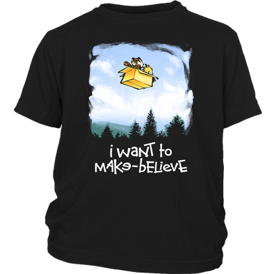 I Want to Make-Believe