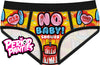 No Baby Shower Briefs