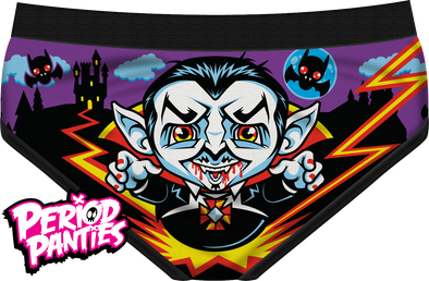 Cunt Dracula Period Panties