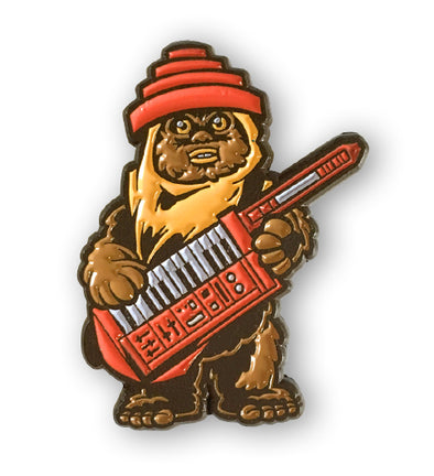 Wicket Good Enamel Pin