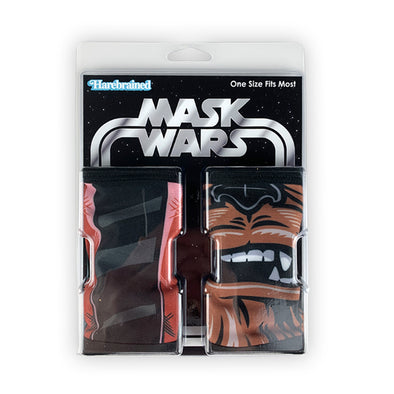 Mask Wars 2 pack
