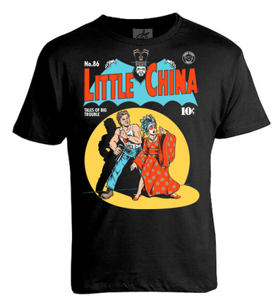 Little China Comic Tee