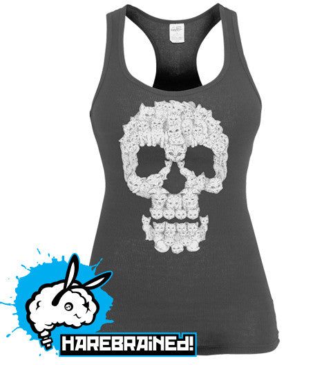 Skulls are for Pussies Tank Top