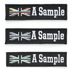 Personalised Velcro Name Badges