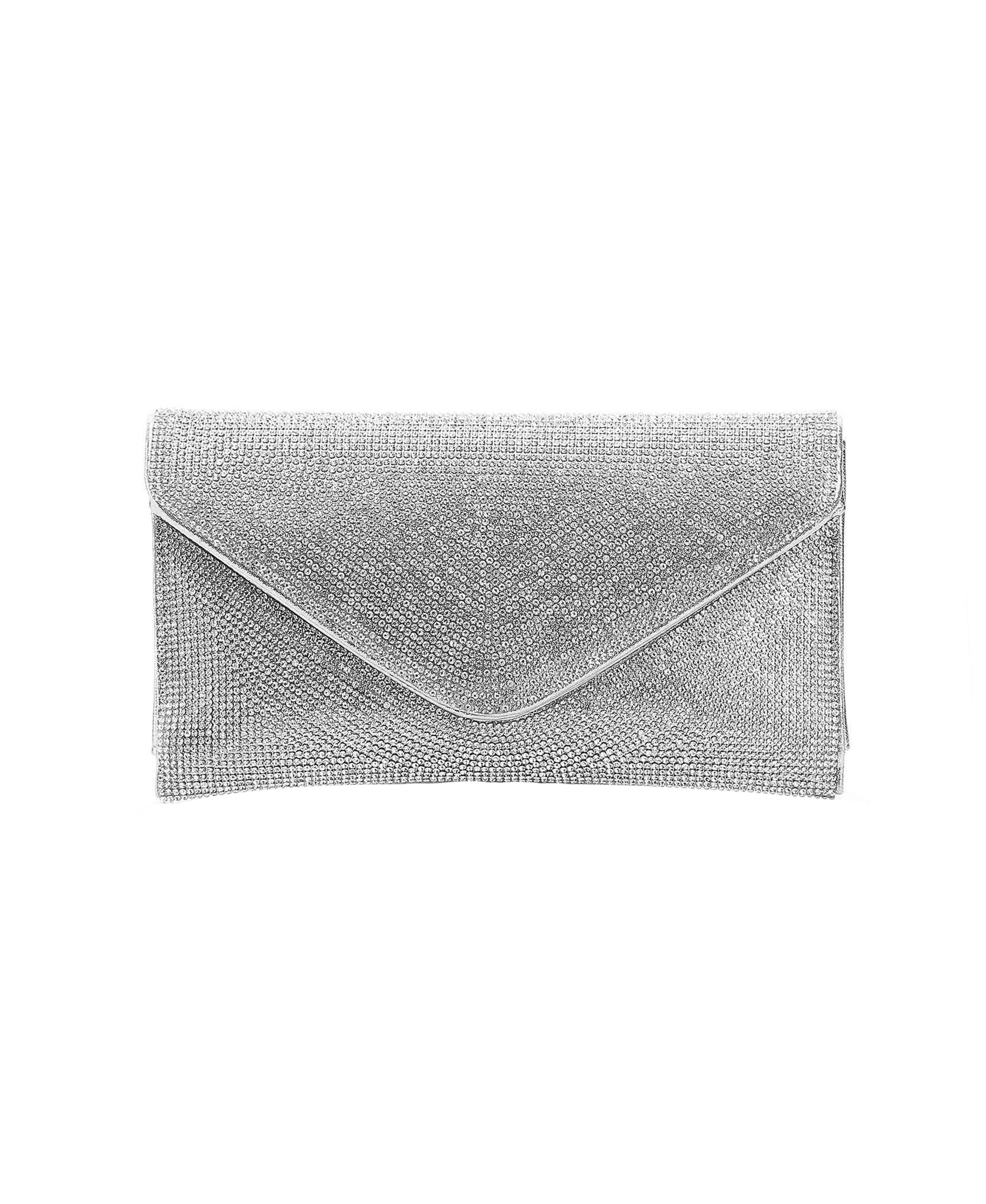 Celine Crystal Envelope Clutch
