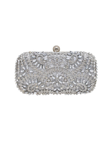 Hannah Princess Beaded Minaudiere