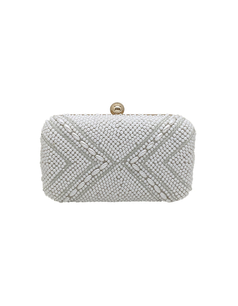 Claire Pearl Minaudiere