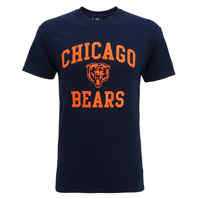 Chicago Bears Official T-Shirt NFL Super Bowl Football Unisex