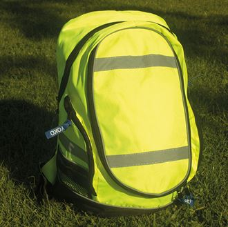 YK150 Hi-vis London rucksack work bag (YK8001)