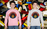 Lego Everything Is Awesome Tv Movie Kids Jumper Sweatshirt Boys Girls Tee New