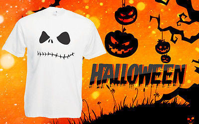 Halloween Cheap T Shirt Skeleton shirt Top Tee Horror Costume Scary Kids Outfit