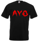AYO Tyga Chris Brown ayo T Shirt Tee Rap Pop Print Top All Sizes Unisex New