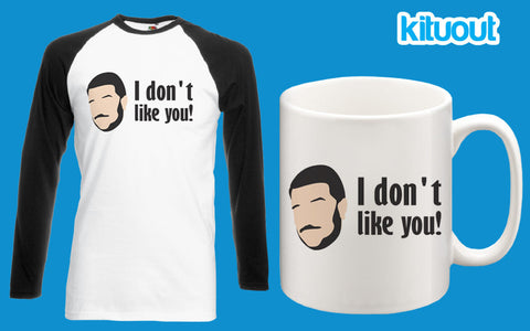 Impractical Jokers Sal I Don't Like You Funny T Shirt Long Sleeve Mug Set S-2XL New