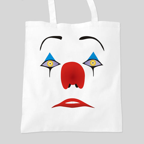 Stephen King IT Fan Art Movie Horror Tote Bag
