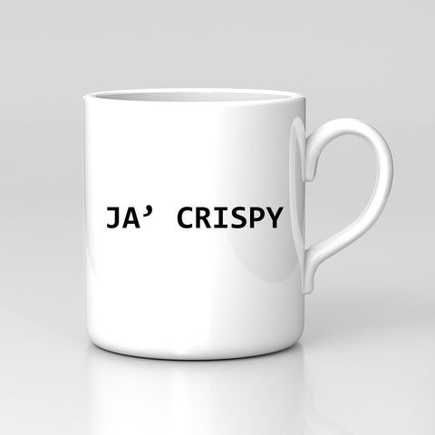 Impractical Jokers JA'CRISPY Team Sal Comedy Funny Coffee Tea Mug Xmas Gift New