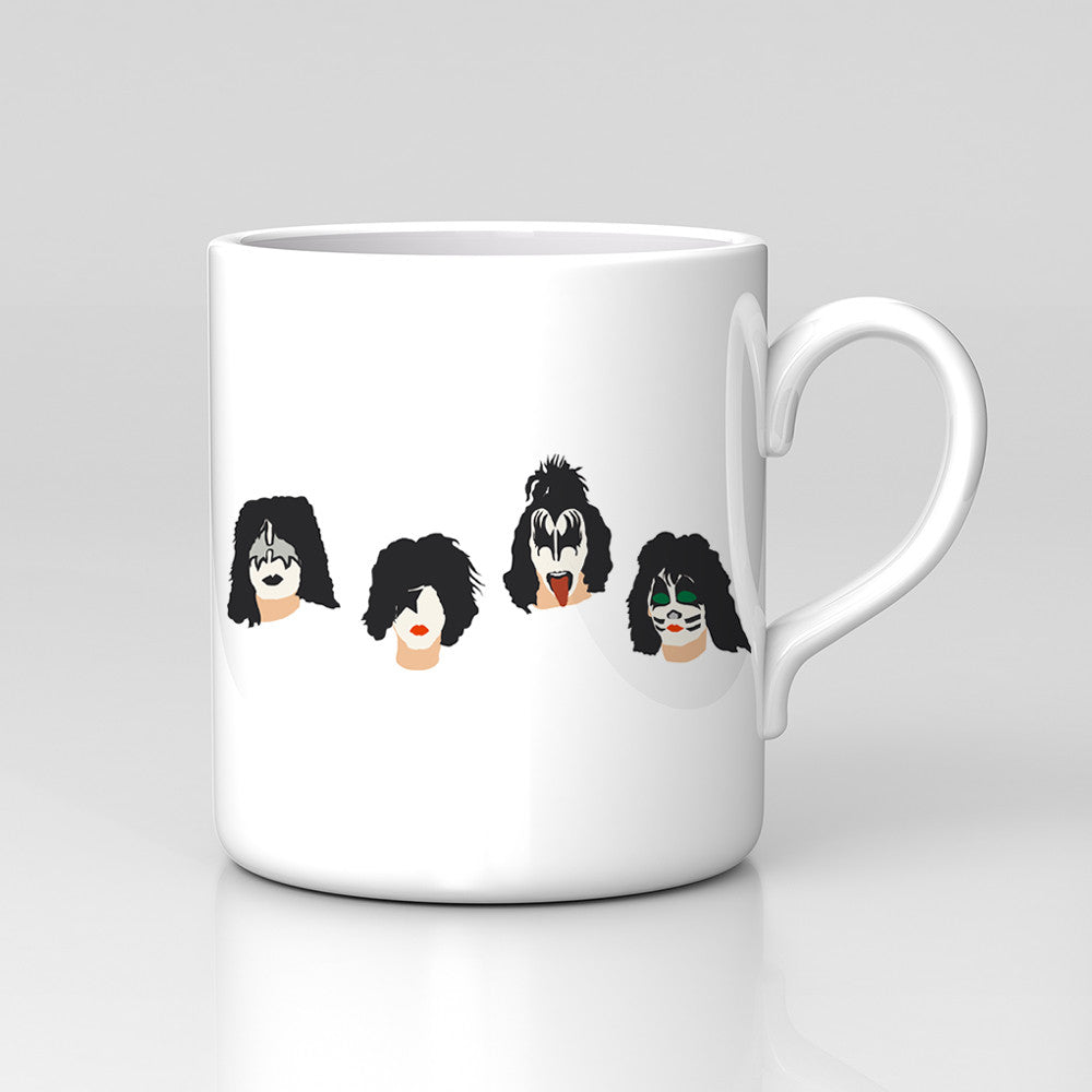 Kiss Gene Simmons American Rock Music Mug Great Birthday Xmas Gift New