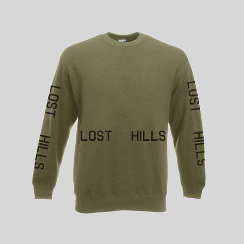 Yeezy Season 5 Lost Hills Invite Jumper Unofficial Fan Kanye Music UNISEX Sweatshirt