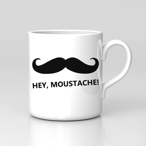 Impractical Jokers Hey Moustache! Mug Cup Comedy Funny Great Birthday Xmas Gift