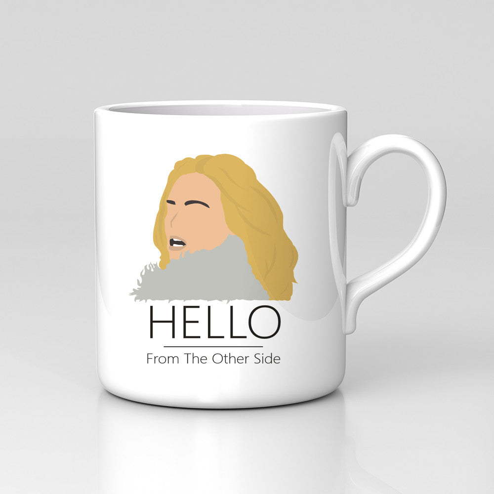 Adele Hello 25 Music single video Tour Retro Mug Great Birthday Xmas Gift New