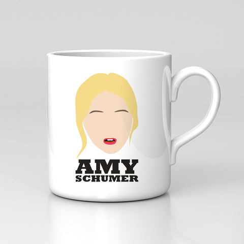 Amy Schumer Comic Comedian Funny Stand up Comedy Mug Birthday Xmas Gift New