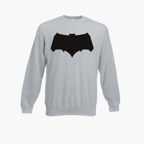 Batman V Superman New Bat Logo Dawn Of Justice DC Fan Art Unofficial Retro Sweatshirt Jumper