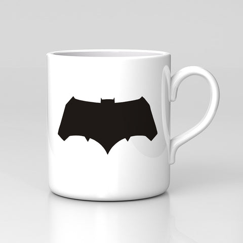 Batman V Superman New Bat Logo Dawn Of Justice DC Fan Art Unofficial Mug