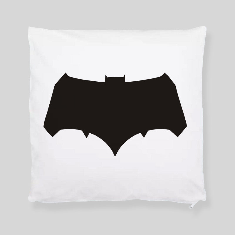 Batman V Superman New Bat Logo Dawn Of Justice DC Fan Art Unofficial Throw Pillowcase