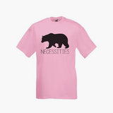 Jungle Book Film 2016 Baloo Bear Necessities Unofficial FOTL Boys Girls Tee New