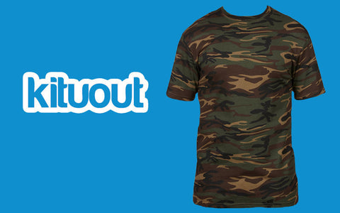 HUNTING FISHING MENS MILITARY CAMOUFLAGE CAMO T SHIRT ARMY COMBAT Tee Top