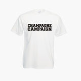 Champagne Campaign Trending Fashion T Shirt Tee Top New