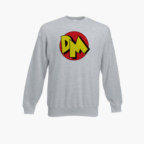 Danger mouse 80's Tv Show Retro Vintage Unisex Top Sweatshirt Jumper S 3XL New