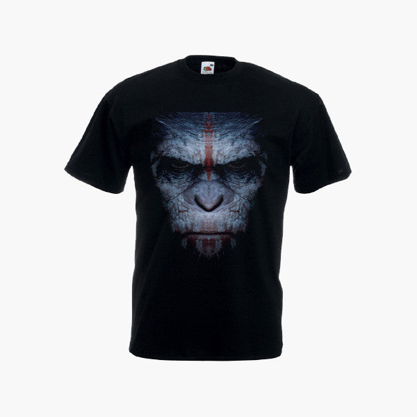 Dawn Of The Planet Of The Apes Movie Retro Kids Boys T-Shirt Top All Sizes New