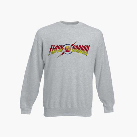Flash Gordon Retro Queen Freddie Mercury Unisex Top Sweatshirt Jumper S 3XL New