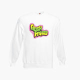 The Fresh Prince Of Bel Air Sweatshirt Retro Tv 90's Unisex Jumper Top New