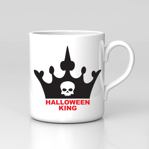 Halloween King Scary Horror Skull Mug Great Birthday Xmas Gift New