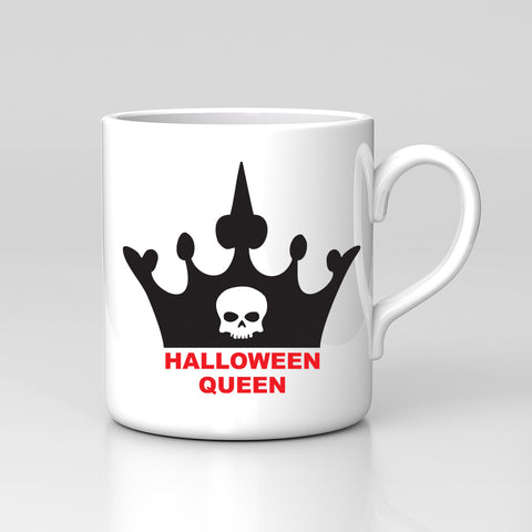 Halloween Queen Scary Horror Skull Mug Great Birthday Xmas Gift New