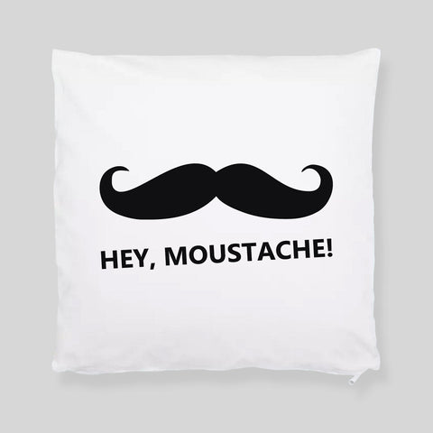 Impractical Jokers Hey Moustache Sal Q Joe Murr Faces Throw Pillowcase