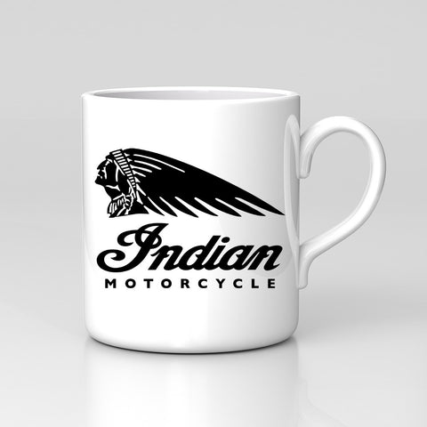Indian Motorcycle Club Vintage Mug Cup Retro Biker Great Birthday Xmas Gift New