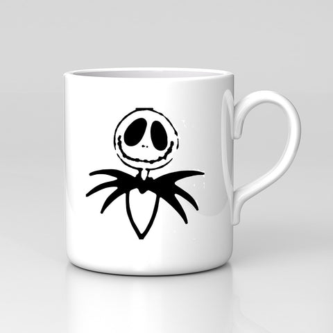 Jack Skellington Halloween Nightmare Before Christmas Mug Birthday Xmas Gift New