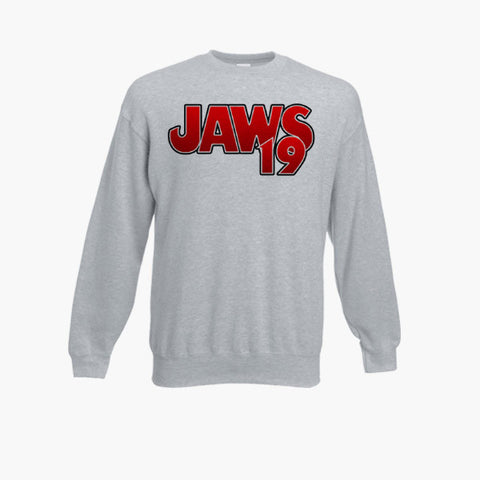 Jaws 19 Back To The Future Day M J FOX Movie Top Sweatshirt Jumper S 3XL New