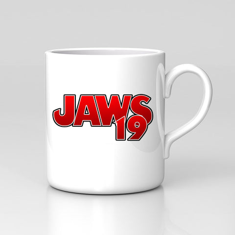 Jaws 19 Back To The Future  Marty Doc M J Fox Movie Film Mug Cup Birthday Xmas Gift New