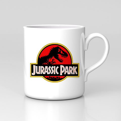 Jurassic Park Film Dvd Retro Dinosaur Movie Mug Cup Birthday Xmas Gift New