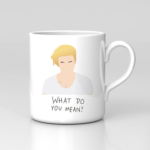 Justin Bieber What Do You Mean? Pop Music Dope Mug Comedy Funny Xmas Gift New