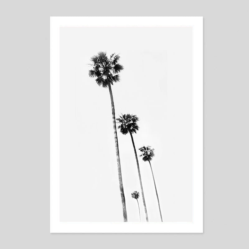 Palm Trees Springs LA California Dreaming Minimal Clean Home Poster 180gm USA