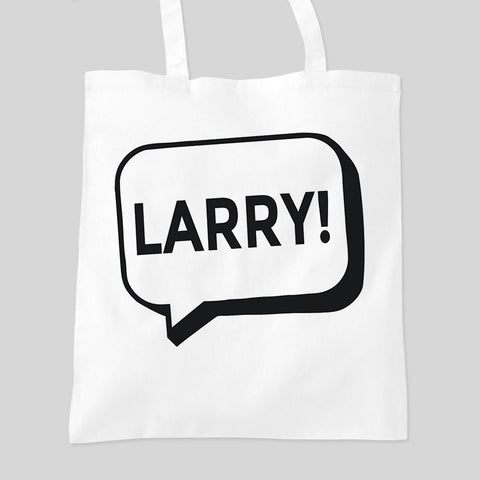 Impractical Jokers LARRY! Q Sal Joe Fan Art Tote Bag